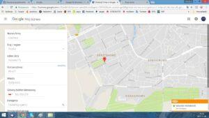 wizytowka google 1 300x169 - Jak Google może pracować dla Ciebie ?